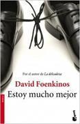Cover-Bild zu Foenkinos, David: Estoy mucho mejor
