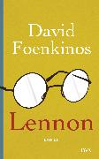 Cover-Bild zu Foenkinos, David: Lennon (eBook)