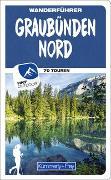 Cover-Bild zu Hallwag Kümmerly+Frey AG (Hrsg.): Graubünden Nord Wanderführer