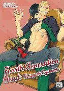 Cover-Bild zu Scarlet Beriko: Fourth Generation Head: Tatsuyuki Oyamato, Vol. 1