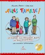 Cover-Bild zu Maxeiner, Alexandra: Alles Familie!