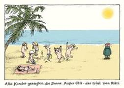 "Cover-Bild zu Schmitz-Kuhl, Martin: Alle Kinder-Postkartenset Motiv ""Olli"""