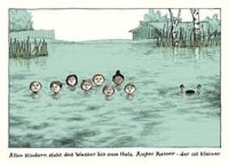 "Cover-Bild zu Schmitz-Kuhl, Martin: Alle Kinder-Postkartenset Motiv ""Rainer"""