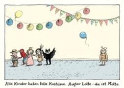 "Cover-Bild zu Schmitz-Kuhl, Martin: Alle Kinder-Postkartenset Motiv ""Lotte"""