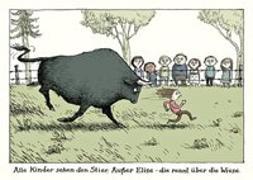 "Cover-Bild zu Schmitz-Kuhl, Martin: Alle Kinder-Postkartenset Motiv ""Elise"""
