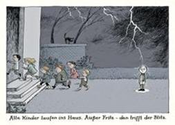 "Cover-Bild zu Schmitz-Kuhl, Martin: Alle Kinder-Postkartenset Motiv ""Fritz"""