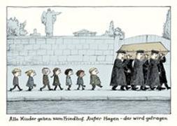 """Cover-Bild zu Schmitz-Kuhl, Martin: Alle Kinder-Postkartenset Motiv """"Hagen"""""""