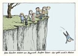 "Cover-Bild zu Schmitz-Kuhl, Martin: Alle Kinder-Postkartenset Motiv ""Peter"""