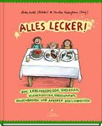 Cover-Bild zu Osberghaus, Monika (Hrsg.): Alles lecker!