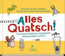 Cover-Bild zu Port, Moni: Alles Quatsch!