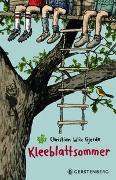 Cover-Bild zu Wiik Gjerde, Christian: Kleeblattsommer