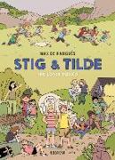 Cover-Bild zu Radigues, Max de: Stig & Tilde: The Loser Squad