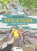 Cover-Bild zu de Radiguès, Max: Stig & Tilde: Leader of the Pack