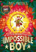 Cover-Bild zu Brooks, Ben: The Impossible Boy