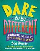 Cover-Bild zu Brooks, Ben: Dare to be Different