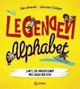Cover-Bild zu Brooks, Ben: Legenden-Alphabet - Jungs, die ihren eigenen Weg gegangen sind