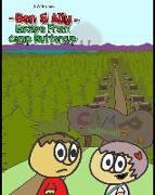Cover-Bild zu Brooks, J W: Ben and Ally