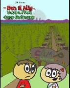 Cover-Bild zu Brooks, J. W.: Ben and Ally: Escape From Camp Buttercup