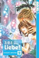 Cover-Bild zu 3, 2, 1 ... Liebe! 09 von Minami, Kanan