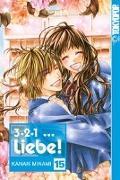 Cover-Bild zu 3, 2, 1 ... Liebe! 15 von Minami, Kanan