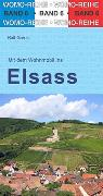 Cover-Bild zu Gréus, Ralf: Mit dem Wohnmobil ins Elsaß