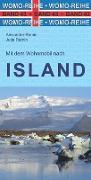 Cover-Bild zu Ramin, Alexander: Mit dem Wohnmobil nach Island