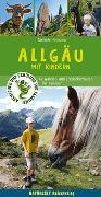 Cover-Bild zu Holtkamp, Stefanie: Allgäu mit Kindern
