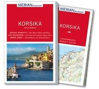 Cover-Bild zu Holtkamp, Stefanie: MERIAN momente Reiseführer Korsika
