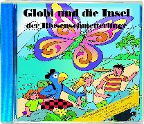 Cover-Bild zu Globi und die Insel der Riesenschmetterlinge Bd. 72 CD von Müller, Walter Andreas (Gelesen)