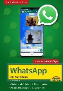 Cover-Bild zu Immler, Christian: WhatsApp - optimal nutzen - 3. Auflage - neueste Version 2020 mit allen Funktionen anschaulich erklärt (eBook)