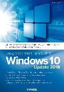 Cover-Bild zu Immler, Christian: Das große Franzis Handbuch für Windows 10 Update 2018 (eBook)