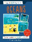 Cover-Bild zu JEN GREEN: My First Fact File Oceans
