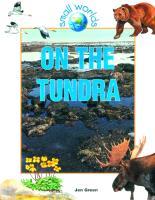 Cover-Bild zu Green, Jen: On the Tundra