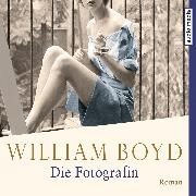 Cover-Bild zu Die Fotografin (Audio Download) von Boyd, William