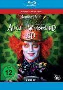 Cover-Bild zu Alice im Wunderland 3D von Woolverton, Linda