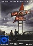 Cover-Bild zu American Gods von Fuller, Bryan