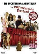 Cover-Bild zu Fantastic Movie von Friedberg, Jason
