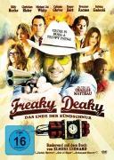 Cover-Bild zu Freaky Deaky von Billy Burke (Schausp.)