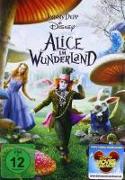 Cover-Bild zu Alice im Wunderland von Burton, Tim (Prod.)