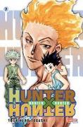 Cover-Bild zu Togashi, Yoshihiro: Hunter X Hunter 7