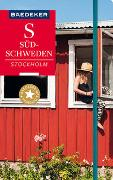 Cover-Bild zu Lohs, Cornelia: Baedeker Reiseführer Südschweden, Stockholm