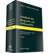 Cover-Bild zu Englert, Klaus (Hrsg.): Handbuch des Baugrund- und Tiefbaurechts