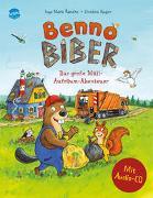 Cover-Bild zu Ramcke, Inga Marie: Benno Biber. Das große Müll-Aufräum-Abenteuer