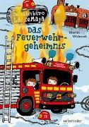 Cover-Bild zu Detektivbüro LasseMaja - Das Feuerwehrgeheimnis von Widmark, Martin