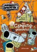Cover-Bild zu Detektivbüro LasseMaja - Das Campinggeheimnis von Widmark, Martin