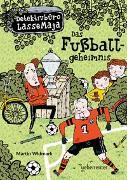 Cover-Bild zu Detektivbüro LasseMaja - Das Fußballgeheimnis von Widmark, Martin