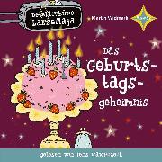 Cover-Bild zu Detektivbüro LasseMaja - Das Geburtstagsgeheimnis (Audio Download) von Widmark, Martin
