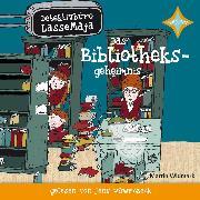 Cover-Bild zu Detektivbüro LasseMaja - Das Bibliotheksgeheimnis (Audio Download) von Widmark, Martin