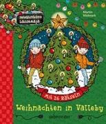 Cover-Bild zu Detektivbüro LasseMaja - Weihnachten in Valleby von Widmark, Martin
