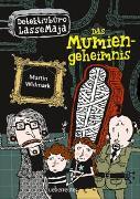 Cover-Bild zu Detektivbüro LasseMaja - Das Mumiengeheimnis von Widmark, Martin